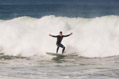 Genieße Portugals Top Surfspots