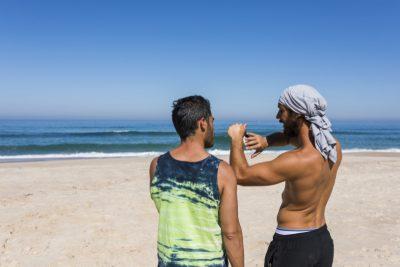 Surfen Portugal Atlantikküste Top Spot