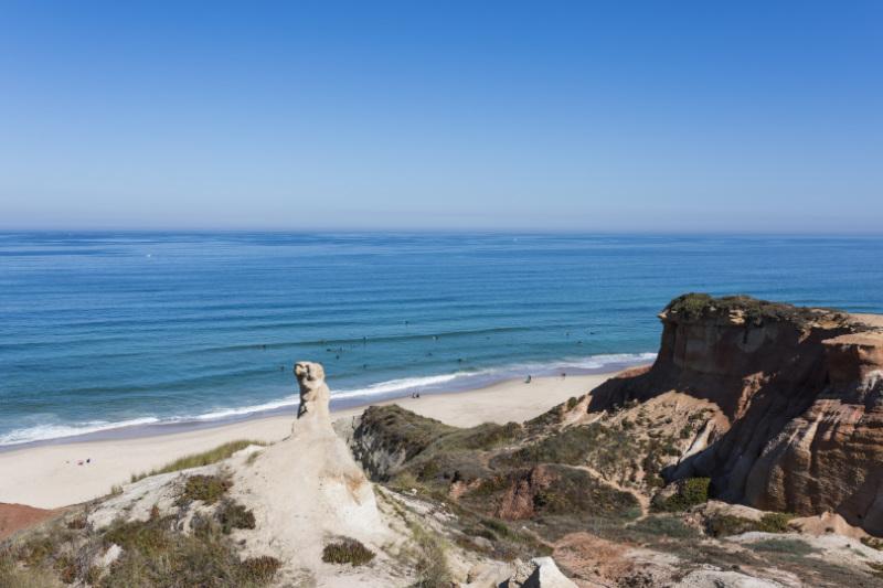 bester surfen lage portugal spot