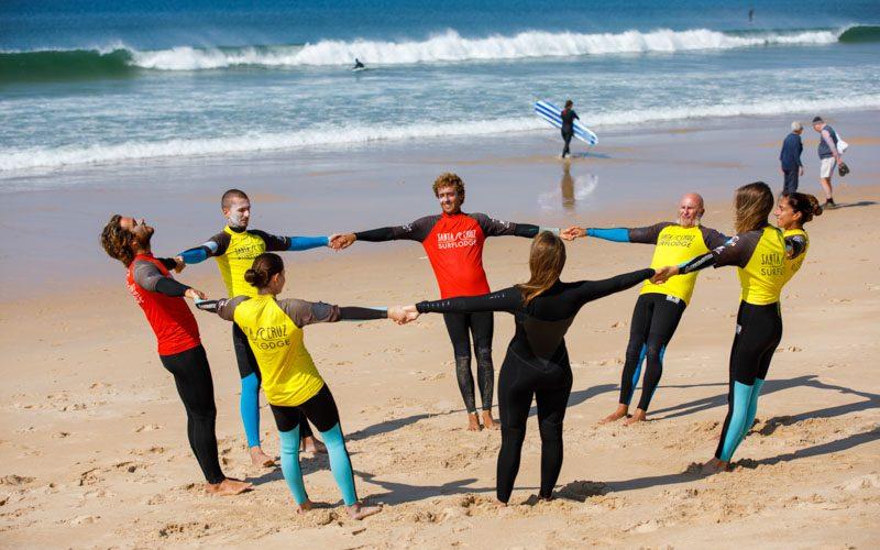 surfkurs portugals schönsten stränden