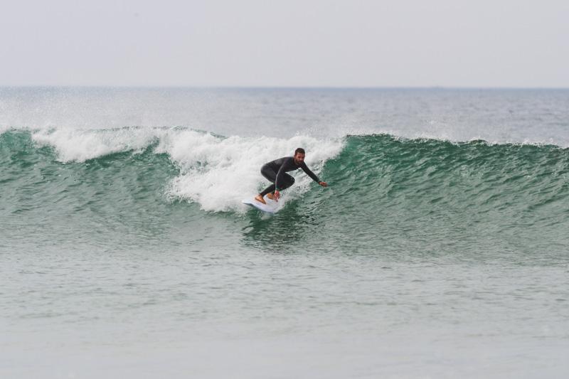 Surfen Grüne Wellen Portugal Surfguiding